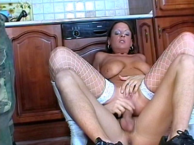 Four Hot Milf Action